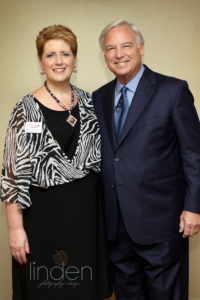 Leslie and Jack Canfield