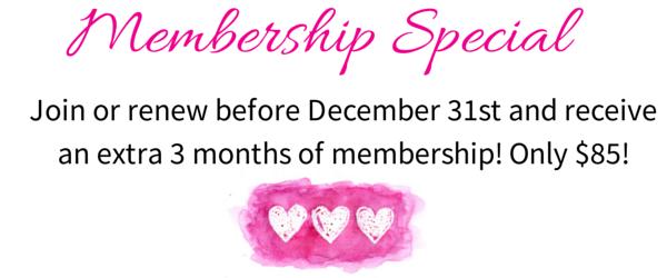 Membership Special-2