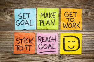 Why Goal Setting and Resolutions Alone Don't Work